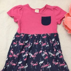 🏝Gymboree🏝Flamingo Playdress